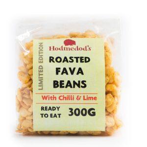 Hodmedod's Roasted Fava Beans- Chilli & Lime