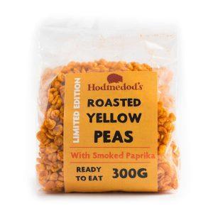 Hodmedod's Roasted Yellow Peas – Smoked Paprika