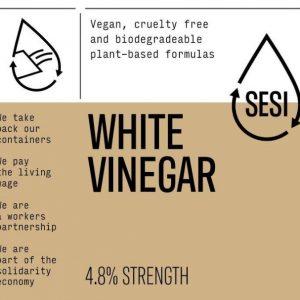 White Vinegar (For Cleaning)