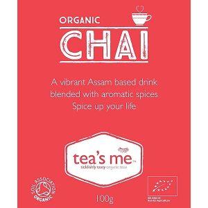 Organic Tea – Chai