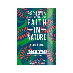 Faith In Nature Body Wash – Aloe Vera