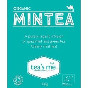 Organic Tea – Mintea