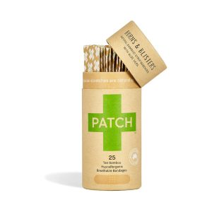 Patch Bamboo Plasters Aloe Vera
