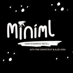Miniml Shampoo – Pink Grapefruit & Aloe Vera