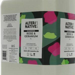 Alter/native By Suma Shampoo – Rose & Geranium